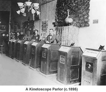 Kinetoscope Parlor 1895