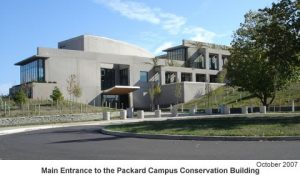 NAVCC Entrance Packard Campus