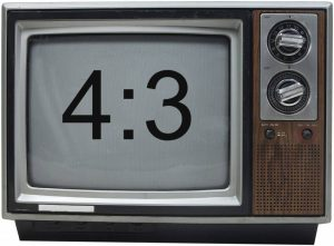 TV Aspect Ratio 4:3