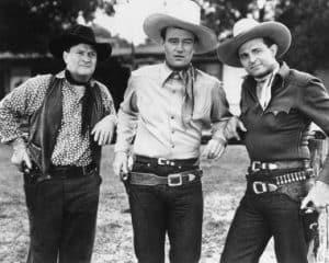 Three Mesquiteers Photo