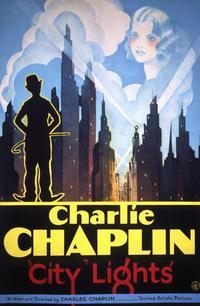 Chaplin City Lights 1931