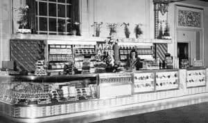 Concession Stand 1929