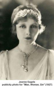 Jeanne Eagels 1927