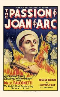 Passion of Joan of Arc 1928 Falconetti