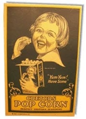 Early Popcorn Movie Poster