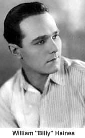 William Billy Haines